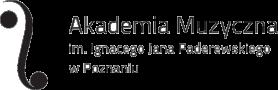 Logo - Jan Paderewski Academy of Music in Poznań
