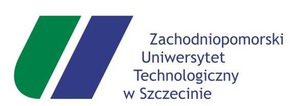 Logo - West Pomeranian University of Technology in Szczecin